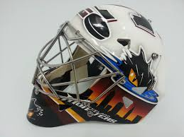 warwick mask company custom crafted goalie masks goalie mask refurbish and reconditioning and goalie mask repair