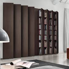 jesse aleph modular wood wall bookcase