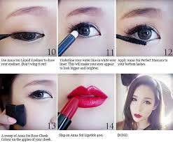 korean cute makeup google search