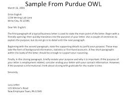 purdue owl cover letters resume template purdue owl cover letter awesome owl cover letter