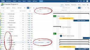 How To Use Gantt Chart In Jira Jira Portfolio Gantt Chart The Easy Way Softwareplant