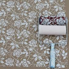 Where Can I Buy Patterned Paint Rollers