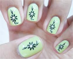 Nail Art Design At Home Fresh At Best Designing Nails Home Ideas ...