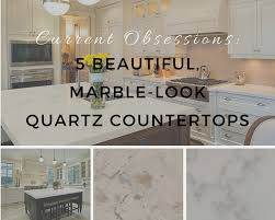 beautiful marble look qua quartz countertops that look like carrara marble as concrete countertops cost