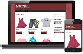 Your Free Online Make Your Own Free Online Store Simplesite Blog En Web Design