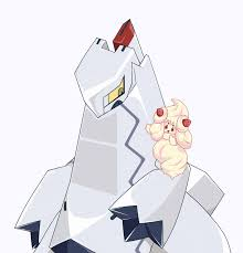Duraludon and Alcremie : PokemonSwordAndShield