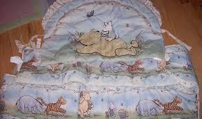 classic winnie the pooh crib bedding 25 by size handphone