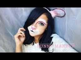 bunny makeup