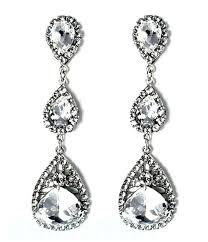 fantastic chandelier earrings bride teardrop chandelier earrings wedding chandelier diamond earrings