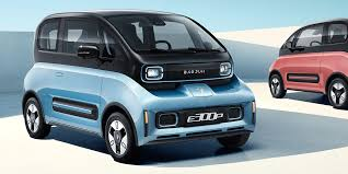 Currently, there are over 100 electric cars available to the consumer in china, most of which are pure electric vehicles. Baojun Sells Electric Cars In China For Under 10 000 Electrive Com