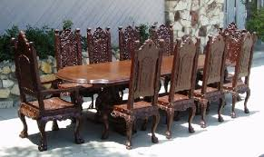 dining table 10 chairs. isabellina custom table 120\ dining 10 chairs o