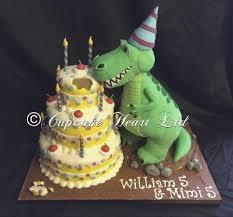 Dinosaur Train Cake Design Birthdaycakeforboycf