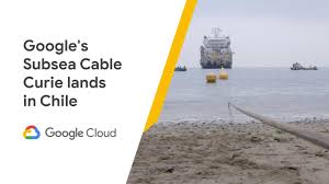 Googles Submarine Cable Curie Will Add A Panama Branch