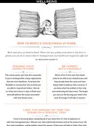 how to reduce your stress at work esquire weekly magazine how to reduce your stress at work esquire weekly magazine interview from celebrity life coach benjamin bonetti