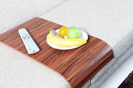 sofa tray por items for sofa tray on bendable table sofa arm tray table black