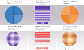 Can You Pass The Colour Perception Test Fewer Than One Per