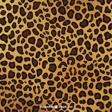 Print And Pattern Mesmerizing Leopard Print Pattern Vector Free Download