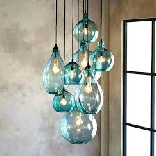 glass orb chandelier sea glass chandelier modern pendant light lights sea glass hanging sea glass orb chandelier glass orb chandelier uk