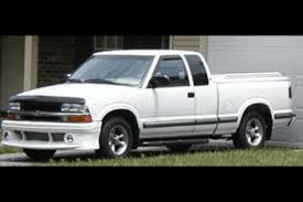 Small Trucks with Huge Followings: The Chevy S10 and the Ford Ranger ...