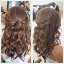 Fashion Half Up Half Down Prom Hairstyles Super Formal Hairstyles