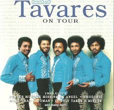 Missing Person Words Impressive Tavares The Best Of Tavares On Tour CD At Discogs