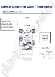 robert shaw thermostat 5 wire diagram wiring library robertshaw st 12 70k st1203133 surface mount hot water thermostat