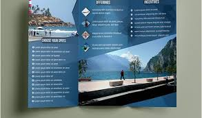 What Is A Pamphlet Sample Template For Brochures Free Download 10 Travel Brochures Sample