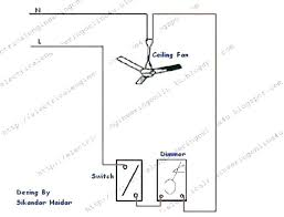 ceiling fan dimmer switch for summer up or down in