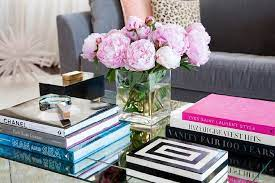 themed decor best coffee table books
