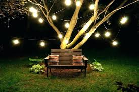 battery operated garden lights battery powered led