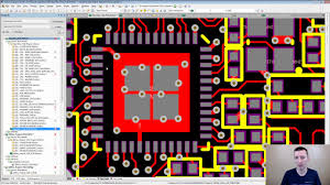 Smd Pad Design Tip 014 If You Have An Exposed Pad On Your Component Consider