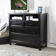 Bedroom Inspiration: Black Bedroom Dressers And Chests Outstanding Black  Bedroom Dressers And Chests Ideas Also