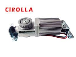 24v automatic sliding door motor with silent working square brushless dc motor