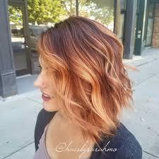 17 Pumpkin Spice Hair Color Ideas 2019 Hairstyle Guru
