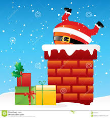 santa claus chimney clipart. Chimney Clipart Chimenea Santa Claus In The Royalty Free Library Intended