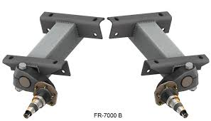 torsion half axle. flexiride adjustable torsion half axles (raw axle with brake flange and arm) [pair] x