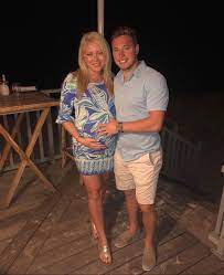 Cam and Natalie Atkinson welcome a son ...