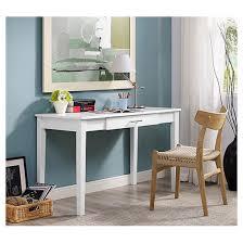 office wood desk. home office wood writing computer desk white saracina