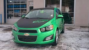 Josh Benoit's 2015 Chevrolet Sonic