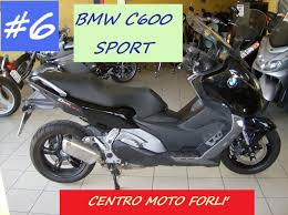 BMW 5 Series bmw c600 for sale : 6 BMW C 600 SPORT ABS FOR SALE GOPRO 4K - YouTube