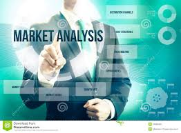 Market Analysis Market Analysis Stock Illustration Illustration Of Digital 24 19