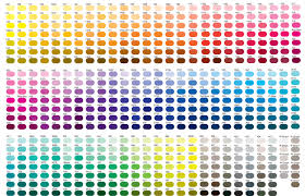 Pantone Colour Chart Australia Gazebo Guys Pms Colour Chart