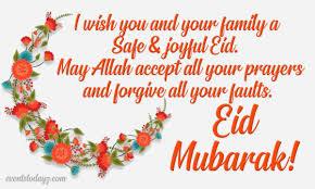 happy eid wishes greetings es