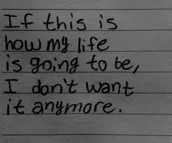 Suicidal Quotes Awesome Suicidal Thoughts Quotes It's Painful But Life Should Go On