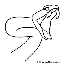 snake drawings step by step. Brilliant Step Intended Snake Drawings Step By