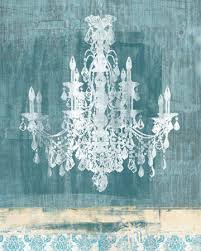 chandelier ii giclee on canvas other sizes available see options below