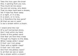 rhyming poems my poetic side
