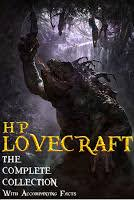 short story the alchemist by h p lovecraft by any other nerd book cover to h p lovecraft the complete collection accompanying facts from red skull publishing