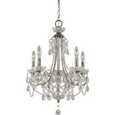 a classic crystal chandelier can fill a space with dancing light and bring elegance or vintage chic to any room hang one in the dining area or kitchen