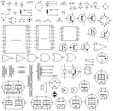 circuit diagram symbols circuit image wiring diagram wiring schematic symbols wiring auto wiring diagram schematic on circuit diagram symbols
